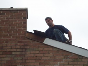 Bucks County Handyman Roof Leak Fix